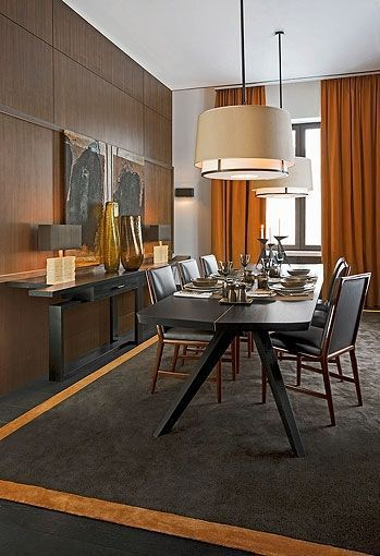 Introducing Multiple Lights Will Transform Your Dining Rooms Look