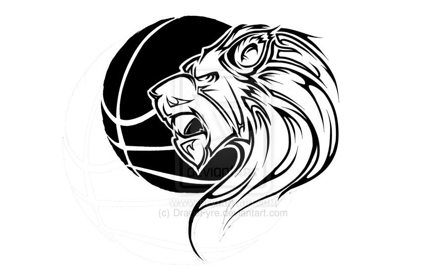 7 Best Images Of Cool Lion Logos