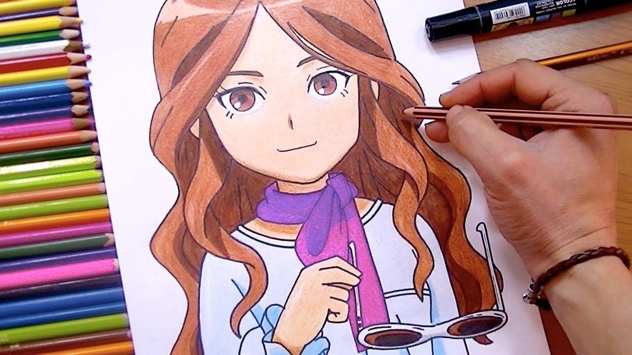 رسم نرجس من انمي ابطال الكرة تعلم كيف ترسم فتيات انمي ابطال الكرة Naruto Girls Anime Anime Art