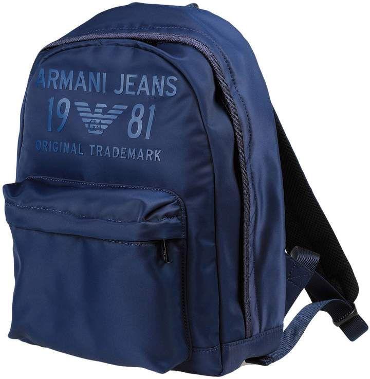 b3fab23208b1 ARMANI JEANS Backpacks   Fanny packs