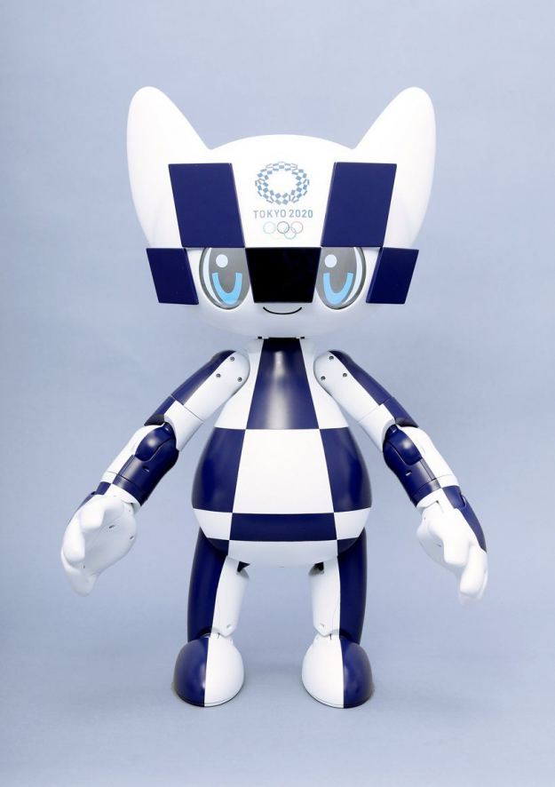 Toyota Unveils Mascot Robots For Tokyo 2020 Olympic Games Olympicgames Olympic Games In 2020 Tokyo 2020 Olympic Mascots Tokyo Olympics