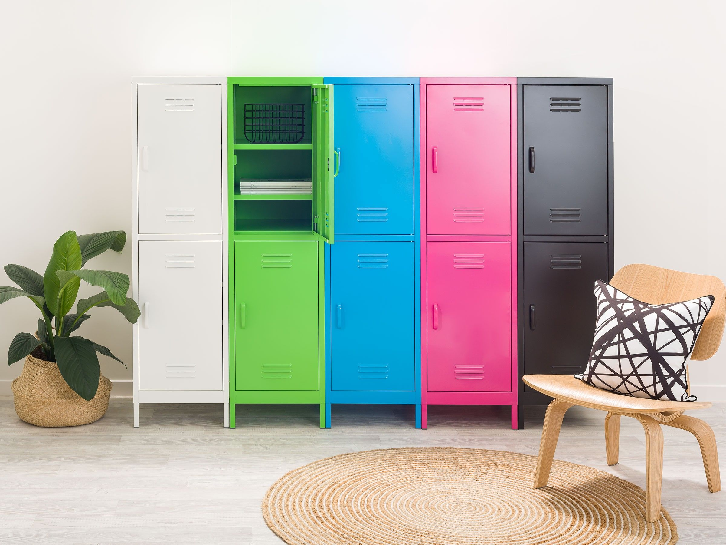 Spintschrank Mocka Locka Double Storage Cabinet Shop Now For The Home