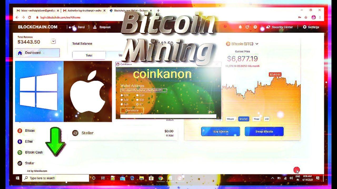 scarica bitcoin miner per windows 7