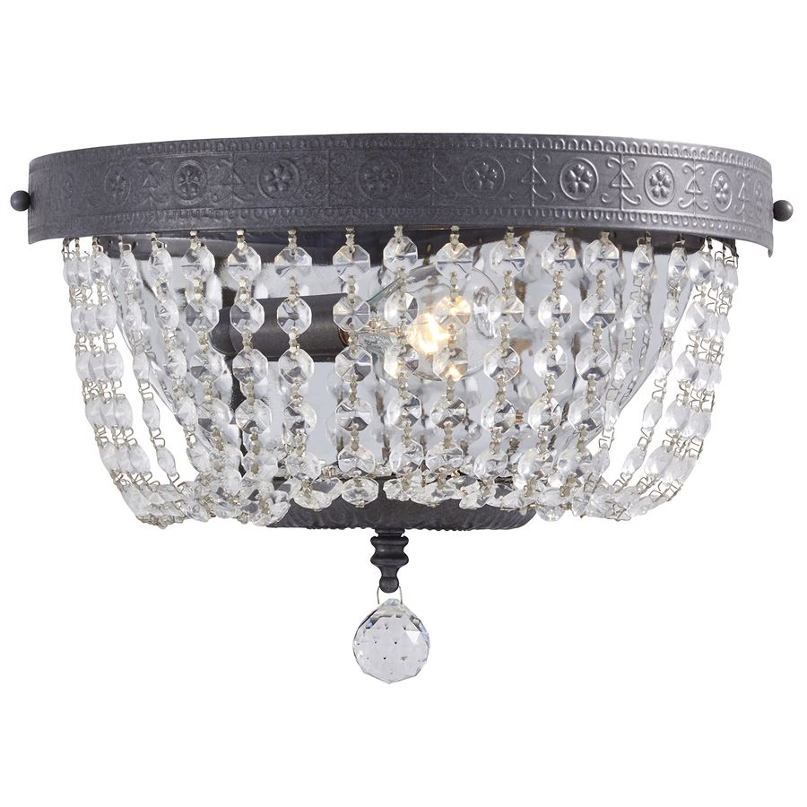 flush sconce fixtures light ceiling lighting wall with fixture semi mount without fan portfolio outdoor exterior