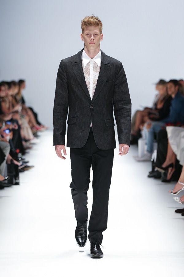 Jayson Brunsdon Spring Summer 2015 Collection Primavera Verano #Tendencias #Trends #Moda Hombre #Menswear