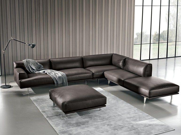 Salina Corner Sofa By Max Divani