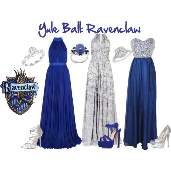 c45af13806e Options For The Yule Ball  Ravenclaw