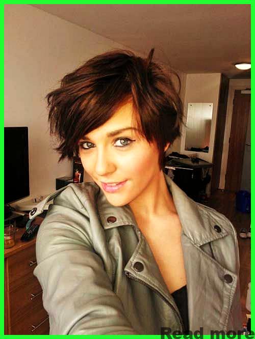 New Hair Styles For Girls 2013 Short Haircut For Women For Girls Styles New Hair Styles For Girls 2013 Short Haircut In 2020 Kapsels Pixie Kapsels Haarstijlen
