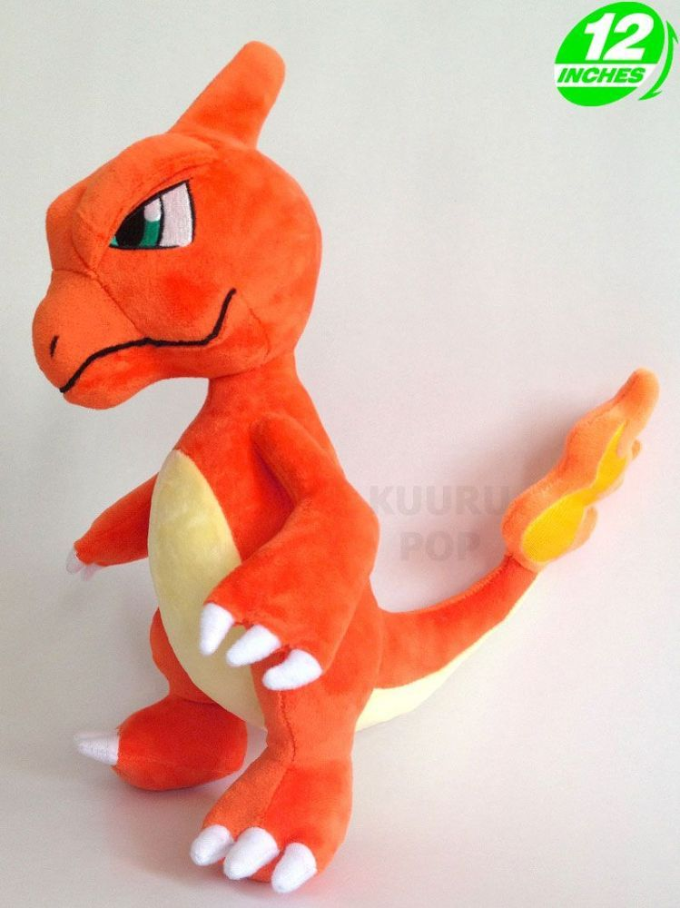 Pokemon Charmeleon Plush This Cute Charmeleon Plush
