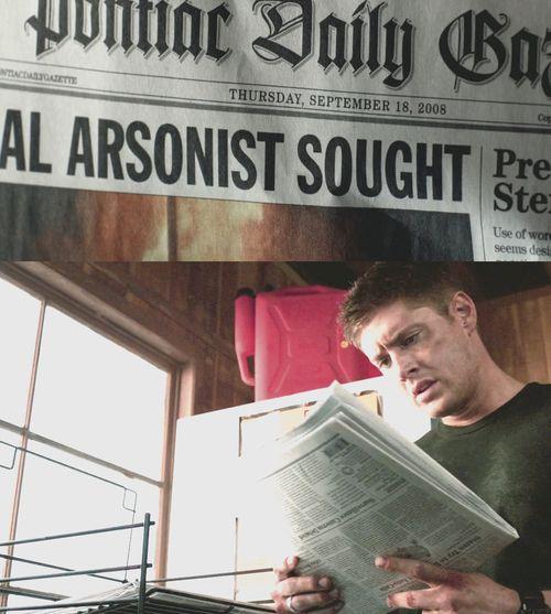 September 18th ...five years ago #Supernatural #LazarusRising 4.01 still my favorite episode