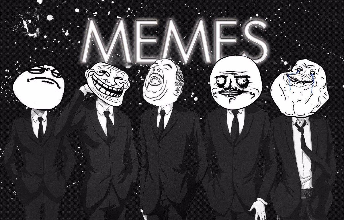 Top 30 Funny Meme Wallpapers Funny Memes Tumblr Funny Memes When Memes Funny band of memes hd images desktop