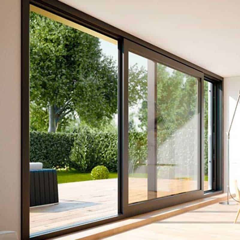 Lift Slide Doors Openable Glass Wall From Small To Huge In 2020 Pool Houses Door Design Glass Wall