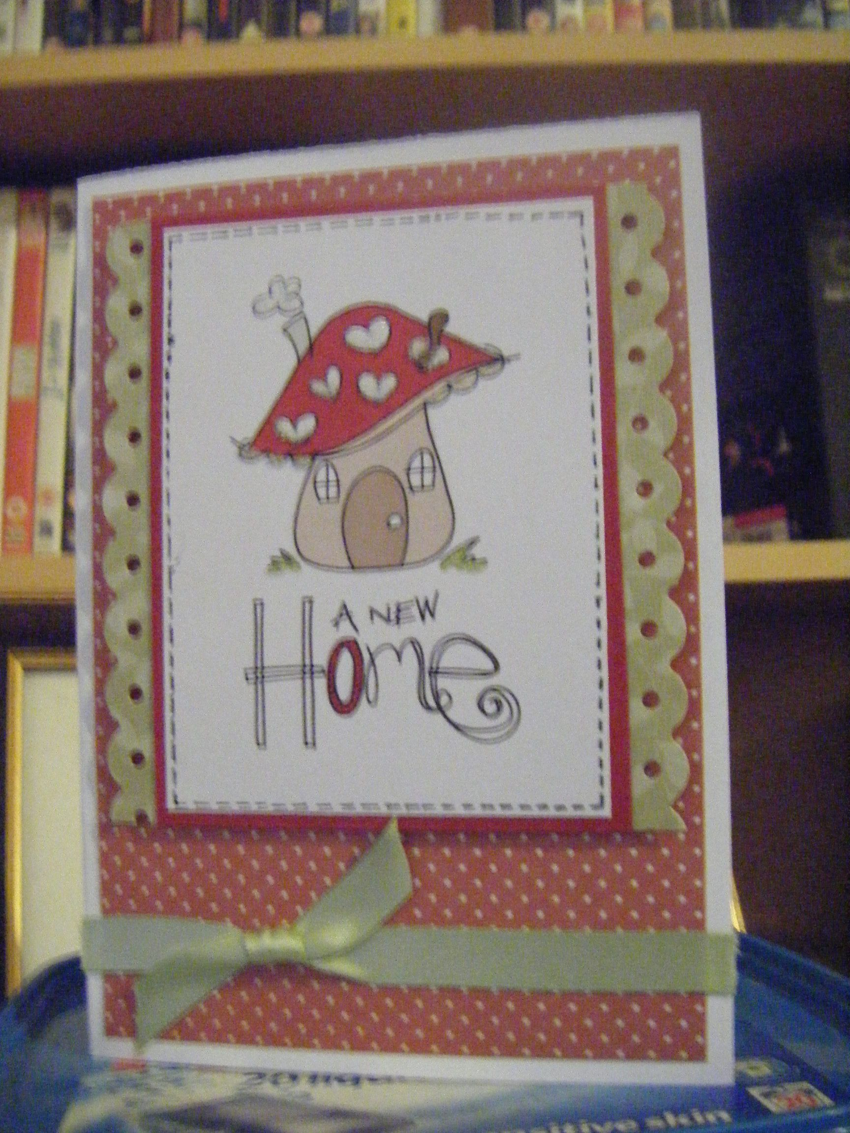 Card Making Ideas New Home Part - 24: New Home Card
