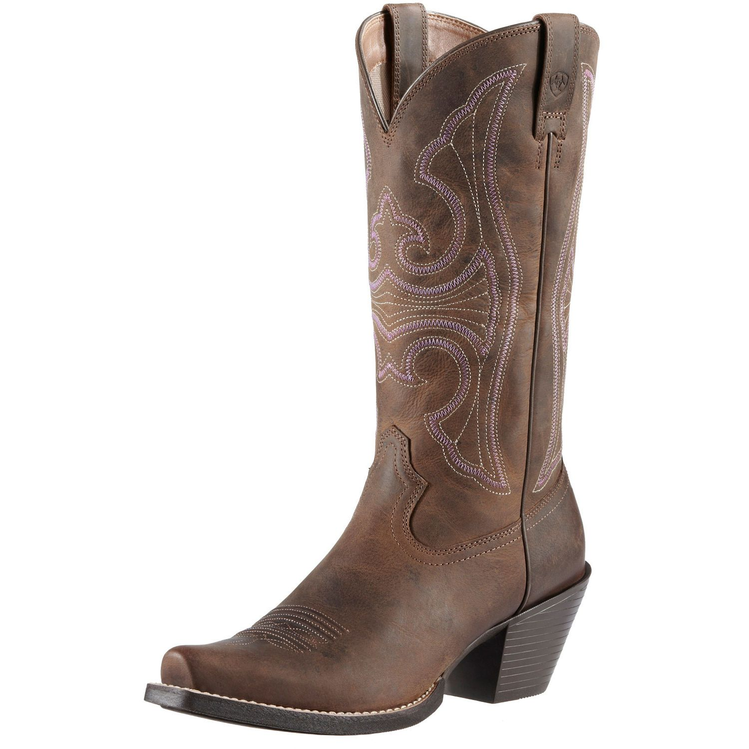 Round Up D Toe Western Boot Western Boots Boots Western Boots Women