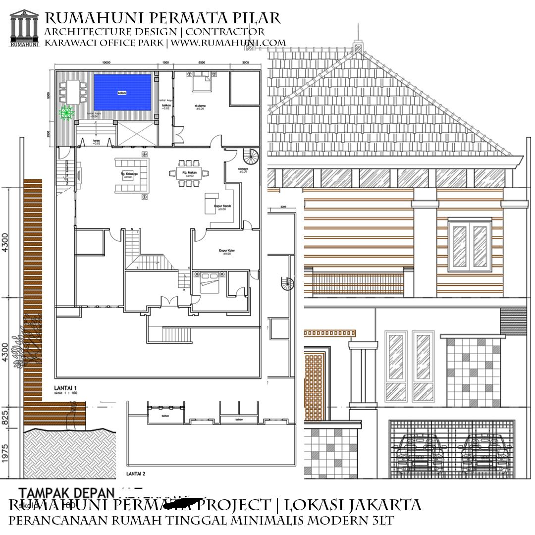 Konsultan Desain Arsitektur & Interior - Desain dan Perencanaan ...