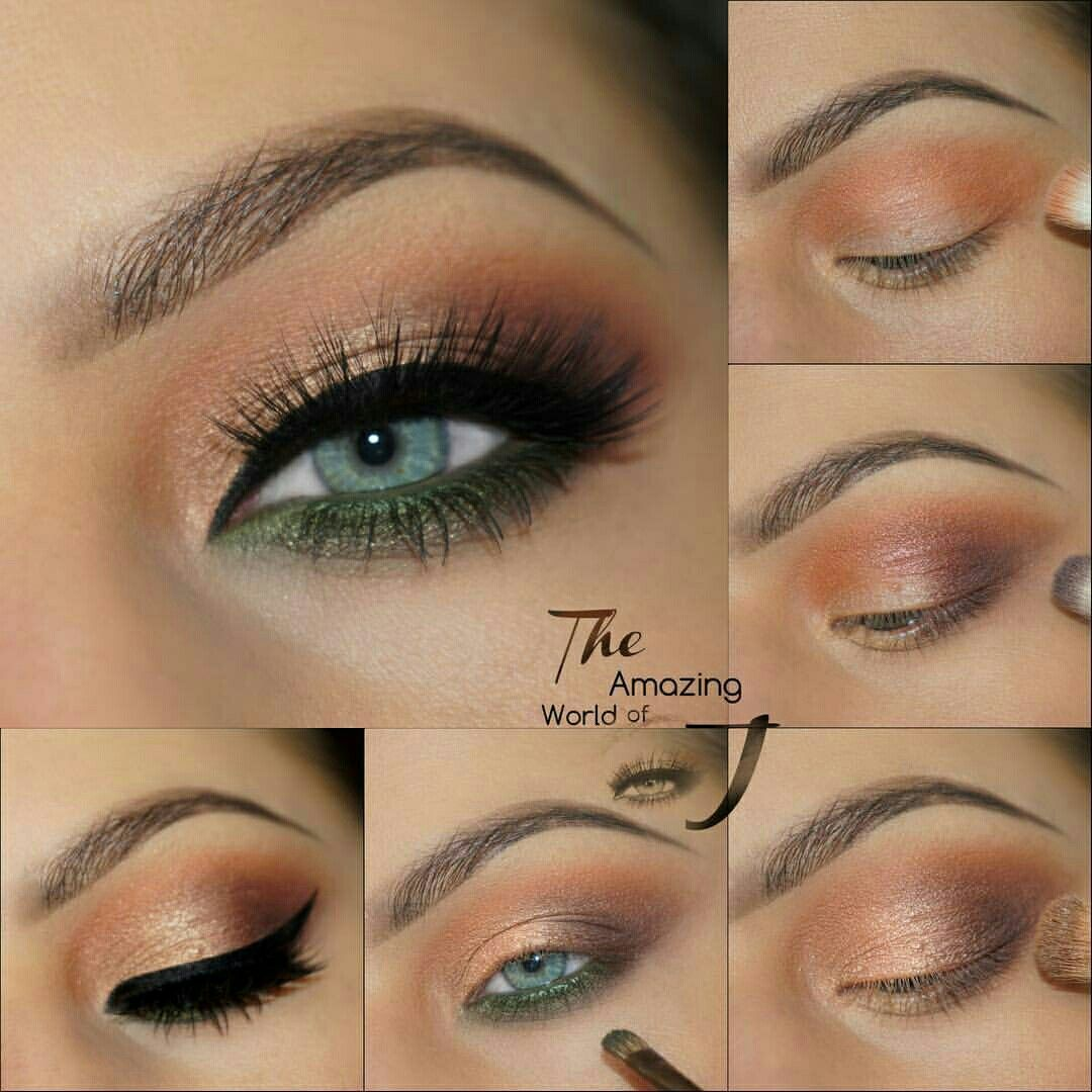 pin by courtney bartlett on eye makeup tutorial | pinterest | eye
