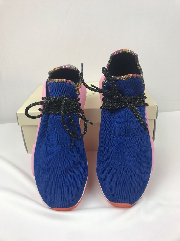a744a11ed PHARRELL WILLIAMS ADIDAS SOLAR HU NMD HUMAN RACE INSPIRATION BLUE EE7579  Siz 11  fashion  clothing  shoes  accessories  mensshoes  athleticshoes  (ebay link)