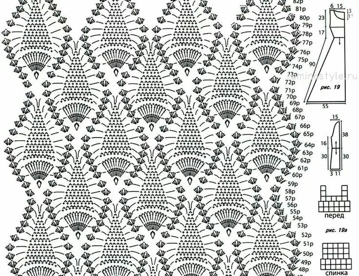 Pineapple crochet lace diagrams wiring library pineapple crochet stitch pineapple stitch crochet pattern rh pinterest co uk pineapple crochet diagrams with symbols ortsov crochet table runner pattern ccuart Choice Image