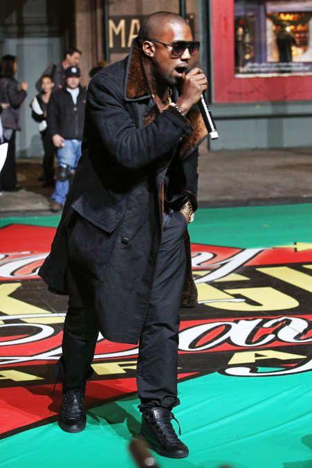 The Kanye West Look Book Kanye West New York Fashion Spring 2015 Fashion
