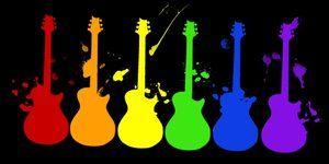 guitar art images - Google Search