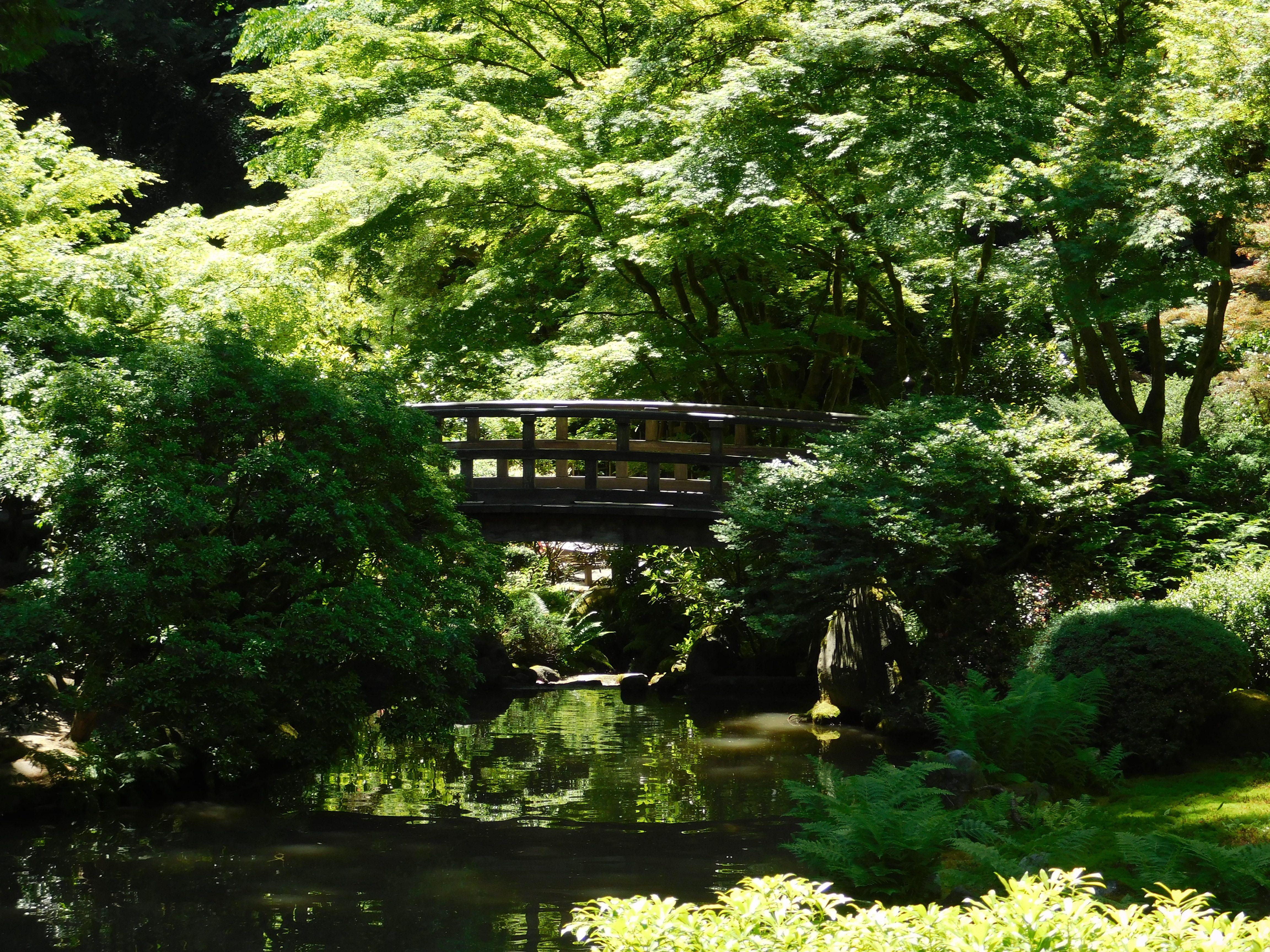 Japanese garden, Portland, OR Japanese garden, Garden