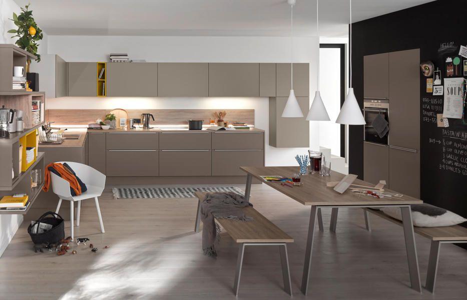 Kitchen Ideas Modern Inspiration nolte-kitchens kitchen4 - Nolte Küchen Fronten Farben