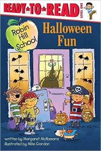Halloween Fun Robin Hill School Margaret Mcnamara Mike