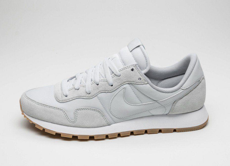 352e23a4e6a28 Nike Air Pegasus 83 (Pure Platinum   Pure Platinum - Wolf Grey - White)