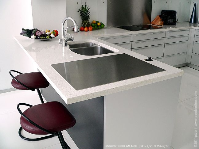 Lovely TEPPANYAKI GRILL FOR THE HOME | ELECTRIC BUILT IN TEPAN YAKI GRIDDLE | HIBACHI  TABLE | Photo