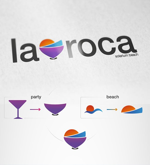 la roca - concept one on Behance