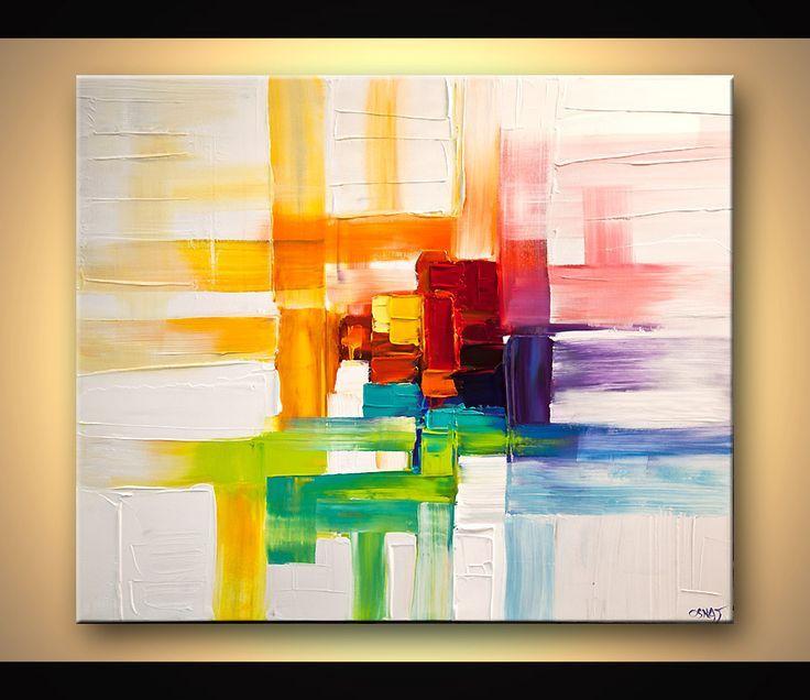 Resultado de imagen para modern abstract painting | Kunst ...