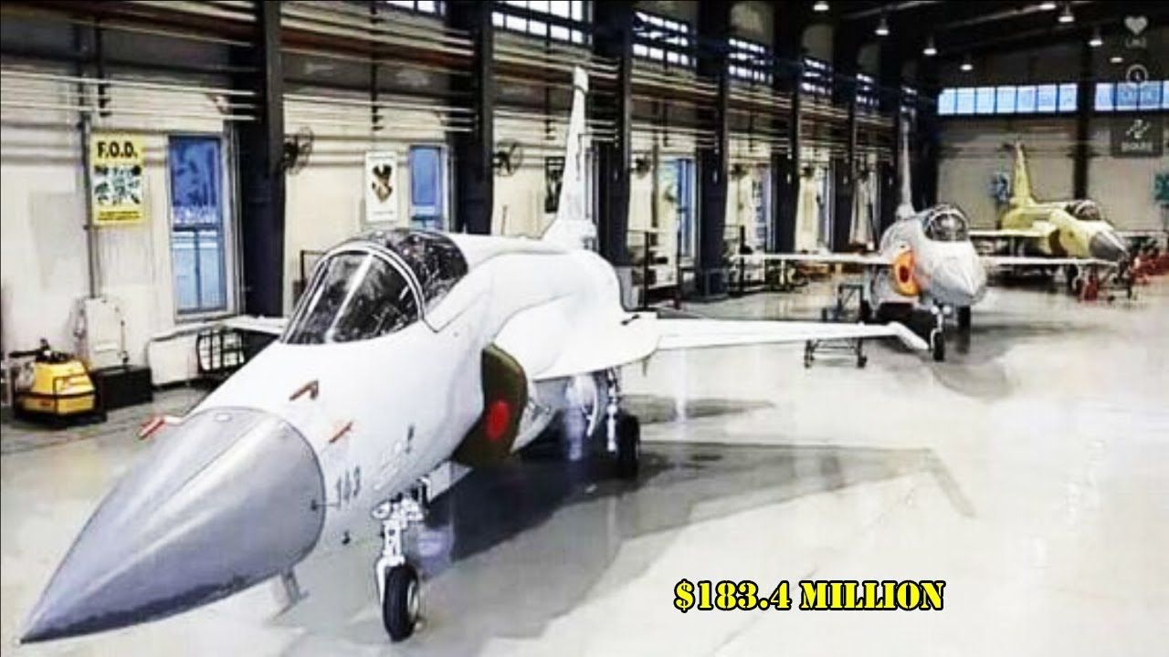 Nigeria wants to buy three JF 17 fighterjets from