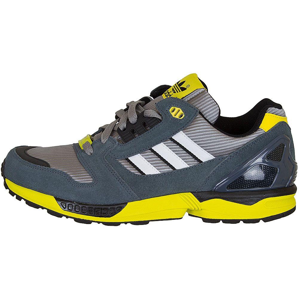 Sneaker Adidas ZX 8000 graugelb | Adidas originals sneaker