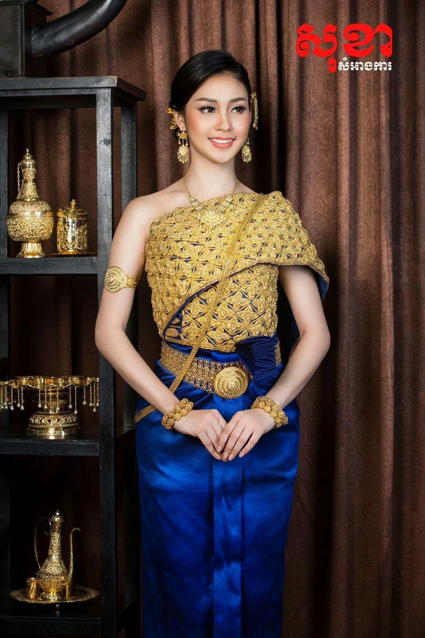 Khmer traditional wedding dress khmer thai u western weddings