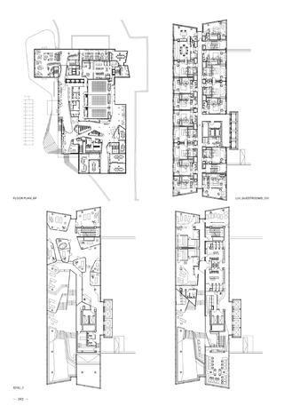 Hotel Architecture Ii Hotel Architecture Hotel Floor Plan Hotel Plan