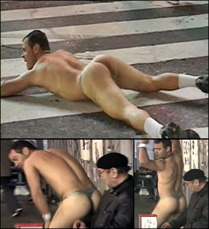 actors chris pontius naked