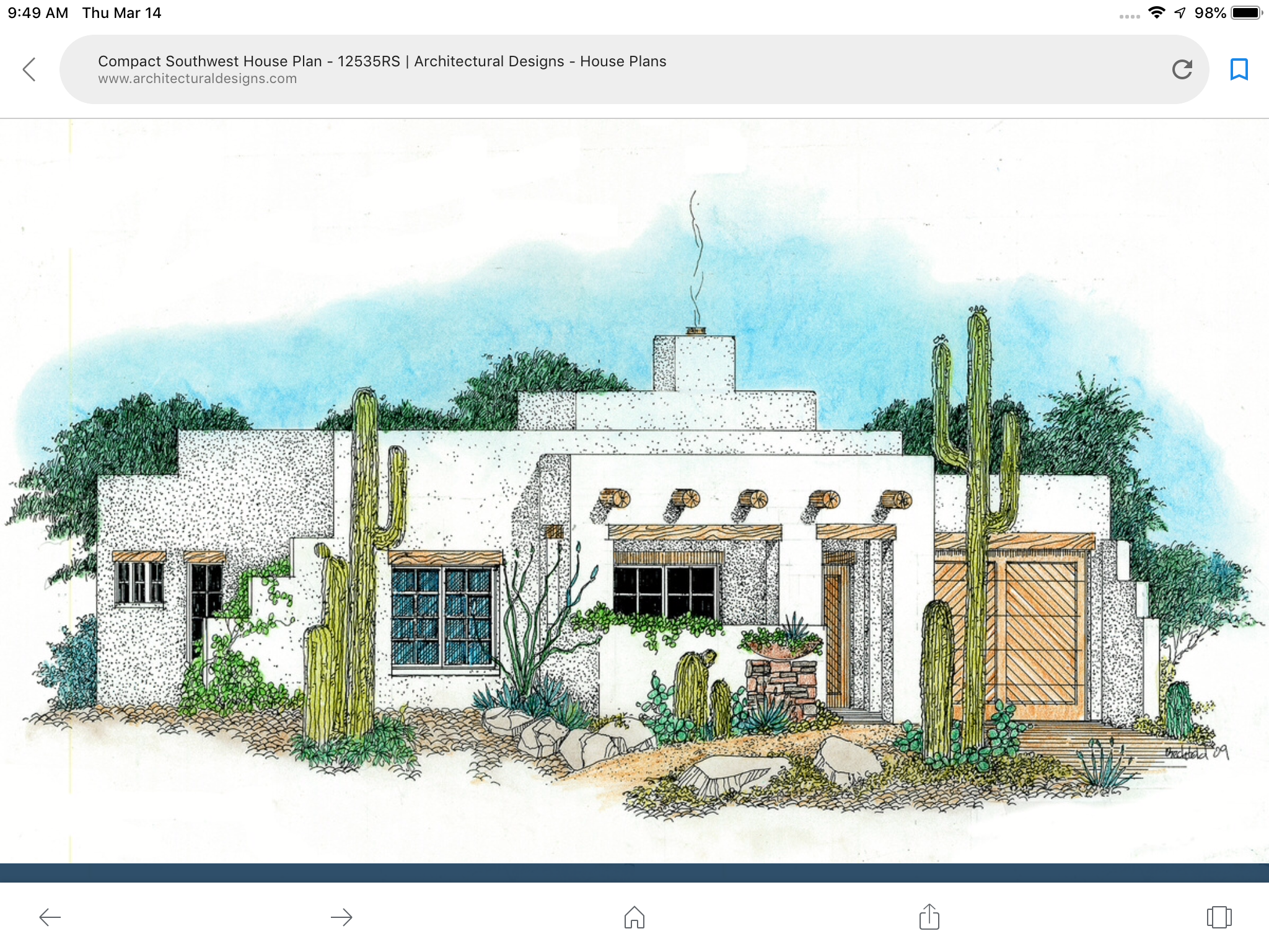 Pin By Lupea Federmack On Our Haven Southwest House House Plans Mediterranean House Plans