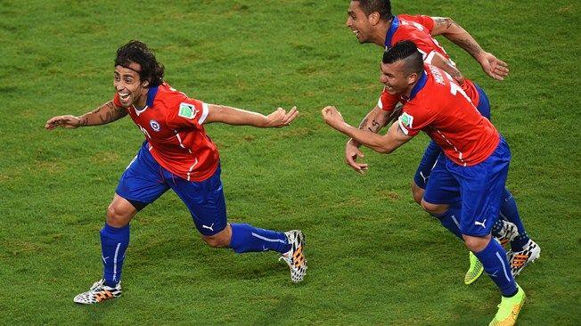 Chile Ilusion Y Sufrimiento 3 1 Contra Australia Resumen Del Partido De Hoy Http 1502983 Talkfusion Com Copa Mundial De La Fifa Fifa Mundial De Futbol