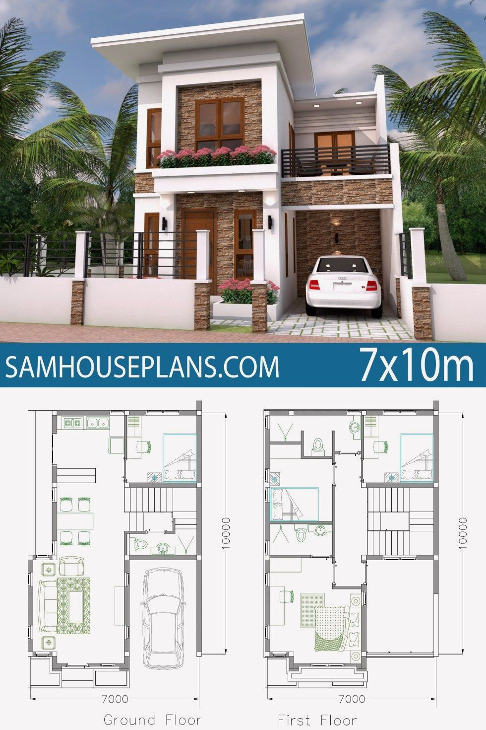 20 New House Design Ground Floor In 2020 House Construction Plan Architectural House Plans Model House Plan