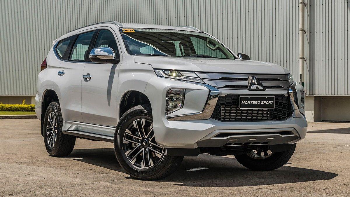 Mitsubishi Montero Limited 2020 Price Em 2020 Pajero Sport Carros
