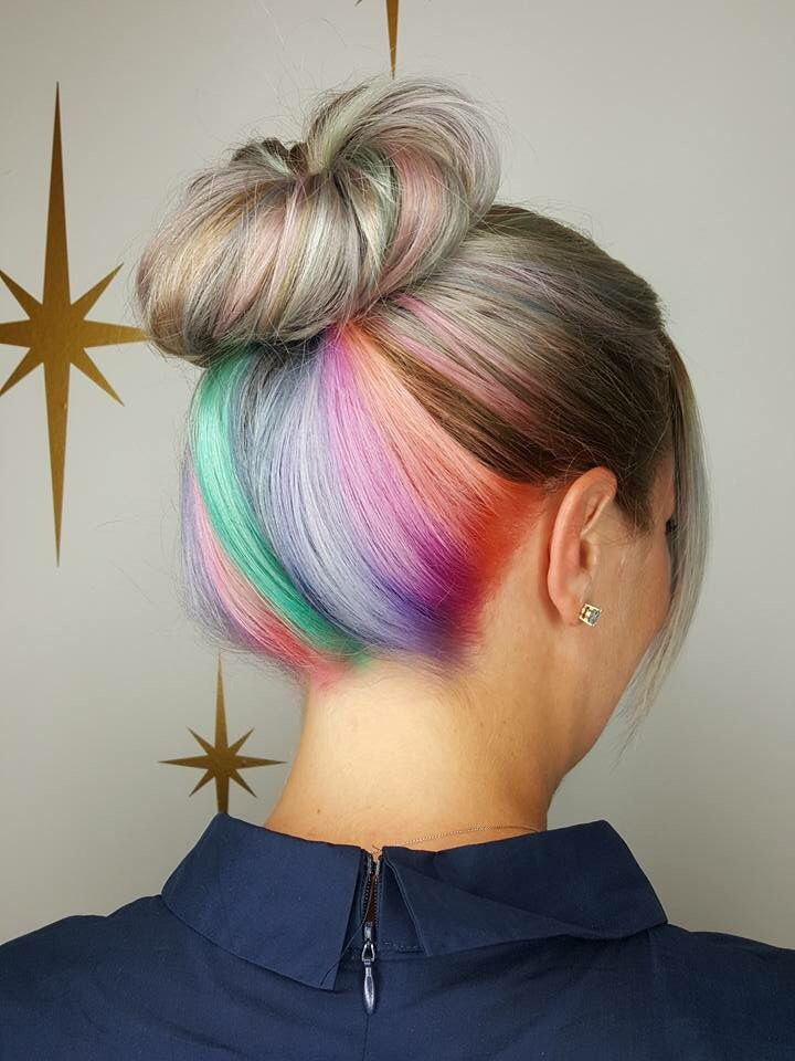 Braid Color Combo Inspiration For Summer Hair Styles Hair