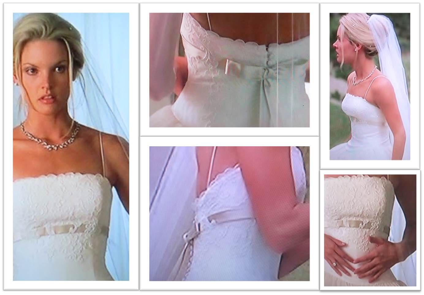 My Favorite Movie Wedding Dress Fran Donnelly Bridgette Wilson