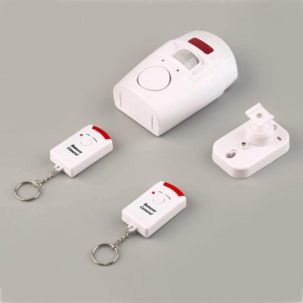 New Pir Motion Sensor Home Shed Burgular Alarm System Wireless Security Kit Security Cameras For Home Alarm Systems For Home Security System