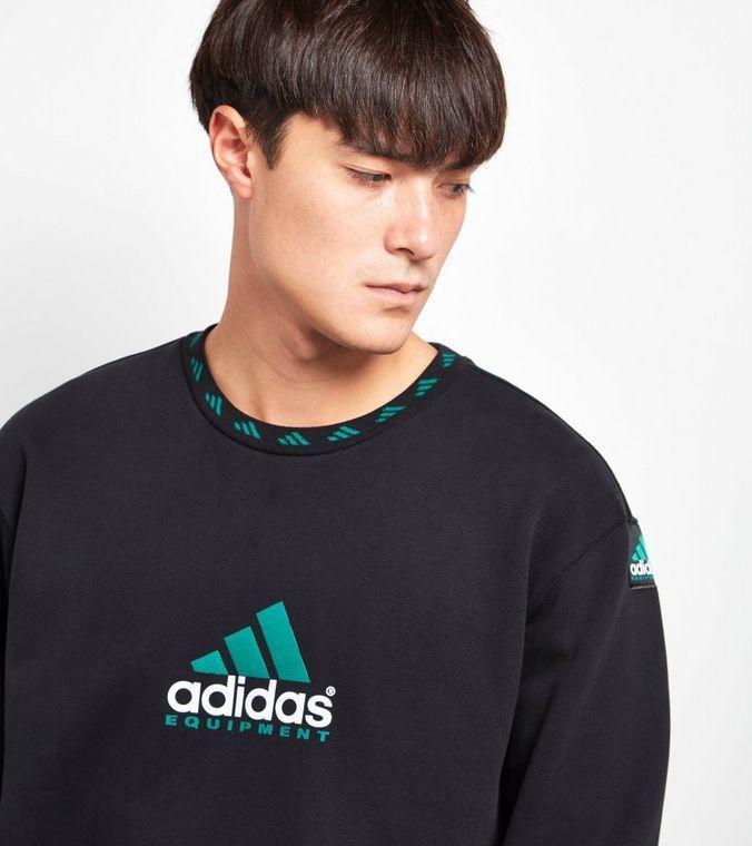 adidas eqt sweatshirt