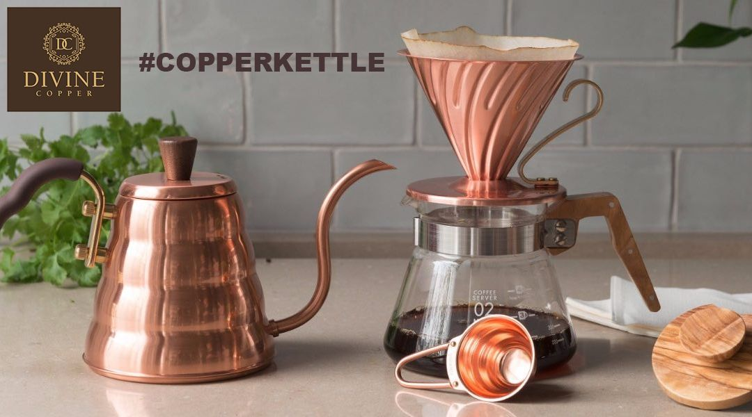 Buy Copper Kettle Online At Best Price In India This