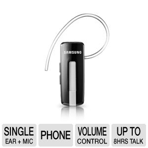 Samsung Bluetooth - amazing low price! Shop Now: http://bit.ly/xr3fU3