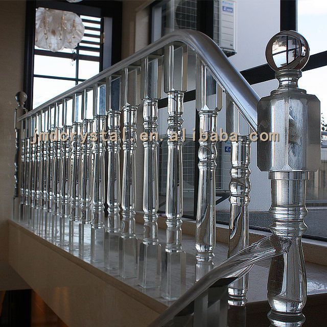 Best Crystal Glass Stairs Railings Staircase Designs Indoor 640 x 480