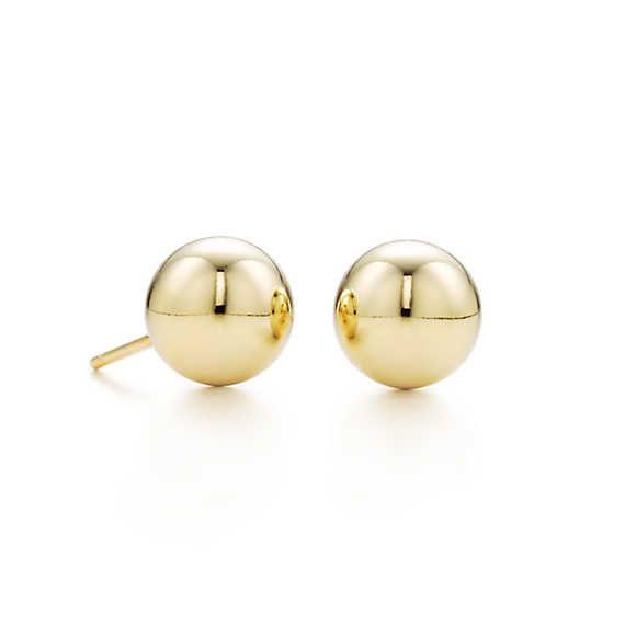 5 Mm 450 Tiffany Beads Earrings