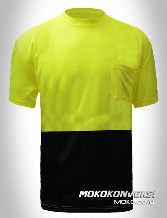 Baju Safety Lengan Panjang