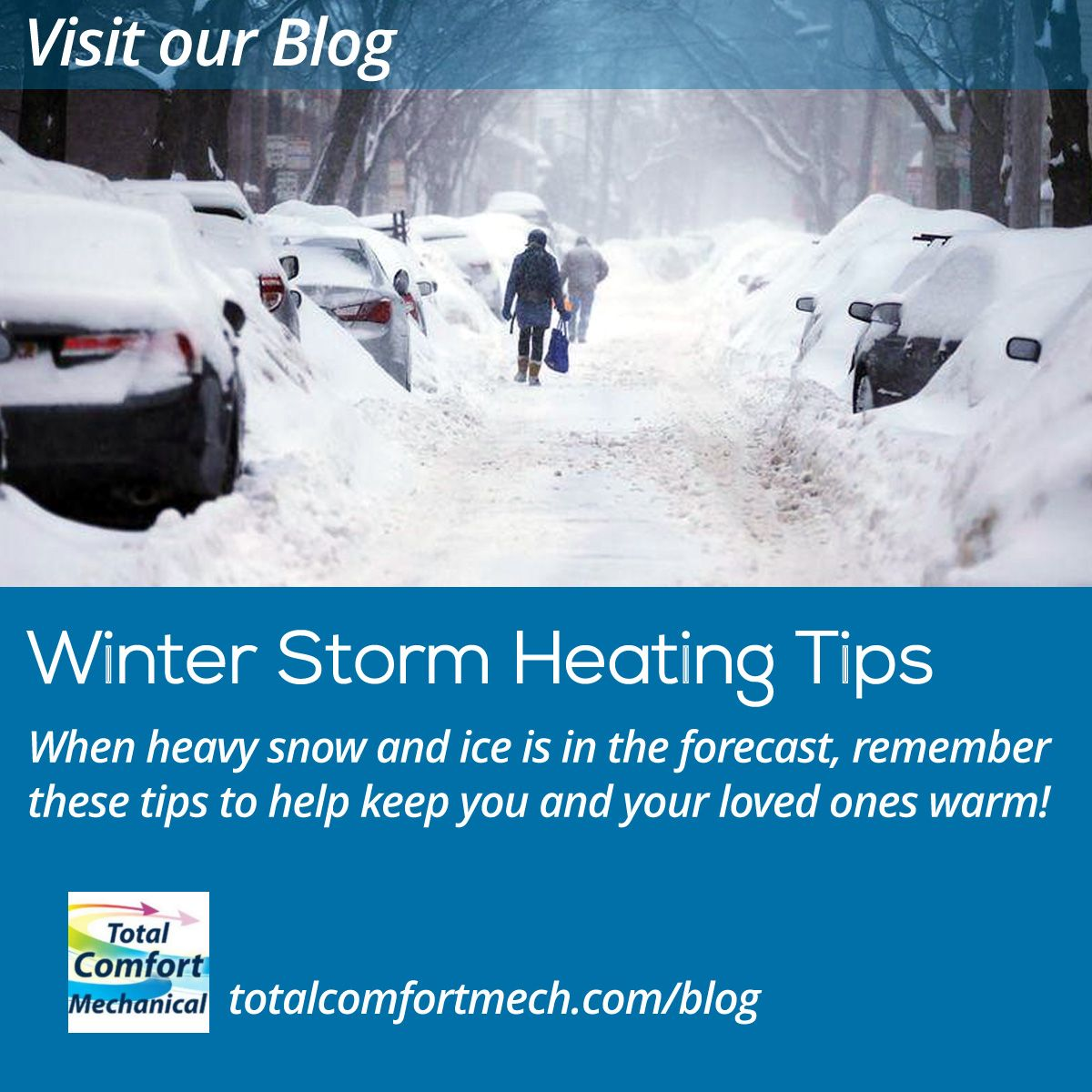 Winter Storm Heating Tips How To Stay Warm With Images Winter